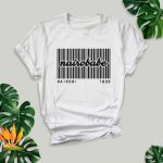 Nairobabe barcode black-white