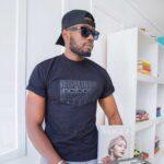 Nairobi t-shirt brands - naiboss black on black