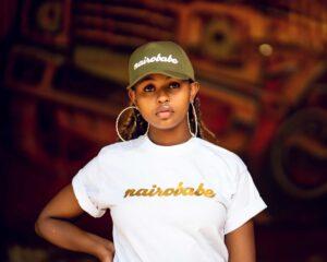 gold nairobabe