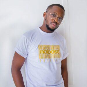 Nairobi t-shirt brands - naiboss gold