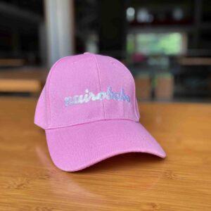 pink nairobabe cap