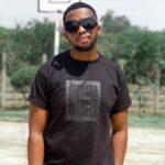 Nairobi t-shirt brands - naiboss -black on black